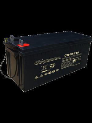 Centennial CB12-210 12 Volt 210 Amp Hour Sealed Lead Acid AGM Battery
