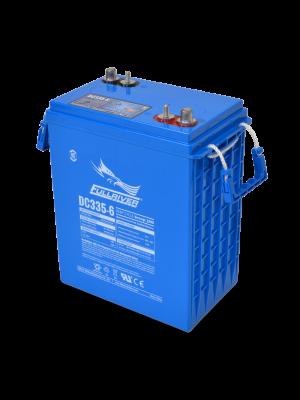 DC335-6 Fullriver 6V 335Ah J305 Sealed Lead Acid AGM Battery