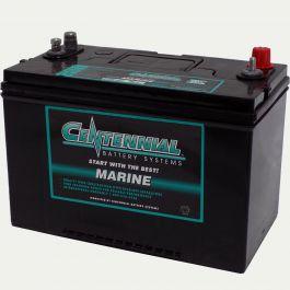 Centennial Marine Starting Battery 27sm 8mf Group 27