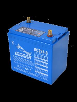 DC224-6 Fullriver 6V 224Ah GC2 Sealed Lead Acid AGM Battery