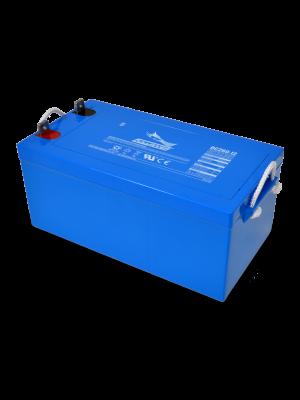 DC260-12 Fullriver 12V 260Ah 8D Sealed Lead Acid AGM Battery