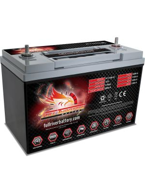 Fullriver Full Throttle FT1100-31 2200 PHCA, AGM Specialty Battery (Group 31)