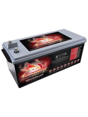 Fullriver Full Throttle FT1400 2650 PHCA, AGM Specialty Battery Group 4D (DIN)