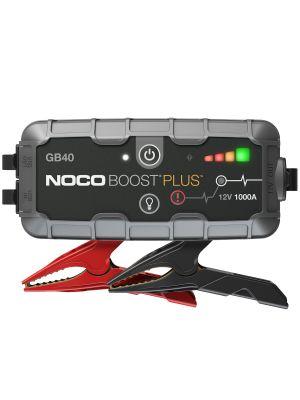 Noco Genius GB40 Boost Plus 1000A UltraSafe Lithium Jump Starter