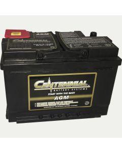 Centennial Automotive Battery 48/H6-AGM (Group H6/48)