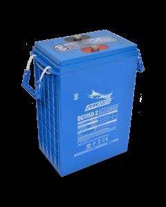 DC1150-2 Fullriver 2V 1150Ah L16-2V Sealed Lead Acid AGM Battery