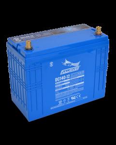 DC140-12 Fullriver 12V 140Ah Sealed Lead Acid AGM Battery