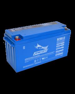 DC160-12 Fullriver 12V 160Ah Sealed Lead Acid AGM Battery