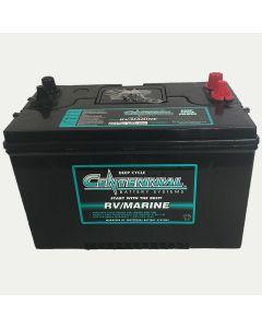 Centennial Marine Deep Cycle Battery DC27MF Group 27 Maintenance Free