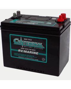 Centennial Marine Dual Purpose Battery DP24MFS (Group 24) Maintenance Free