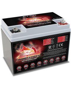 Fullriver Full Throttle FT100 310 PHCA, AGM Specialty Battery