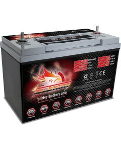 Fullriver Full Throttle FT1100-31 2200 PHCA, AGM Specialty Battery (Group 31)
