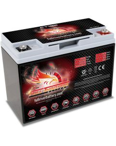 Fullriver Full Throttle FT185 545 PHCA, AGM Specialty Battery