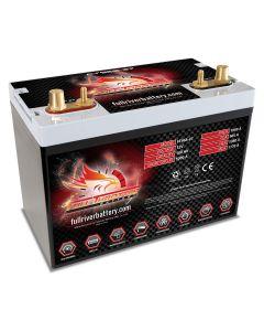 Fullriver Full Throttle FT965-27 1950 PHCA, AGM Specialty Battery (Group 27)