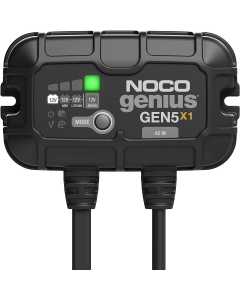 GEN5X1  12V 1-Bank, 5-Amp On-Board Battery Charger