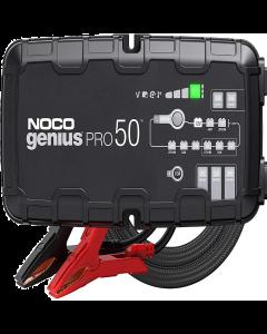 GENIUSPRO50  6V/12V/24V 50-Amp Smart Battery Charger