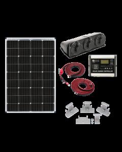 Zamp Solar 115-Watt Roof Mount Kit