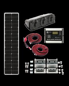 Zamp Solar 90-Watt Long Roof Mount Kit