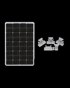 Zamp Solar 115-Watt Expansion Kit