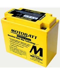 MotoBatt MBTX20U 21AH PowerSports Battery