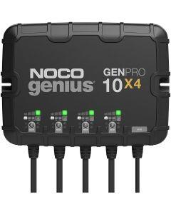 GENPRO10X4  12V 4-Bank, 40-Amp On-Board Battery Charger