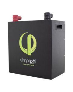 Simpliphi PHI-3.8-48-60 3.8kWh 48 Volt Lithium Ferro Phosphate Battery