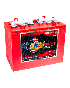 US Battery US12VRX Group GC12 Battery