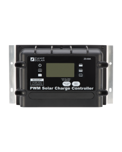Zamp Solar 60-Amp 5-Stage PWM Charge Controller