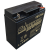 Centennial CB12180 12 Volt 18 Amp Hour Sealed Lead Acid AGM Battery