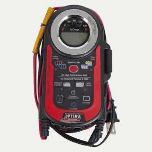OPTIMA OPT-D400 Digital 400 12v Performance Charger and Battery Maintainer